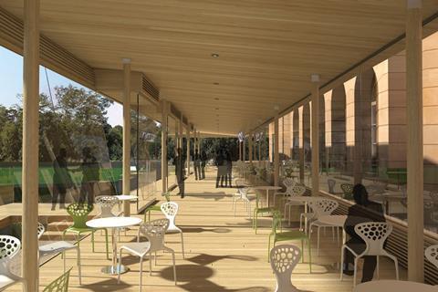 Lancaster House Pavilion